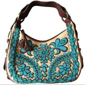 Isabella Fiore BEADED purse